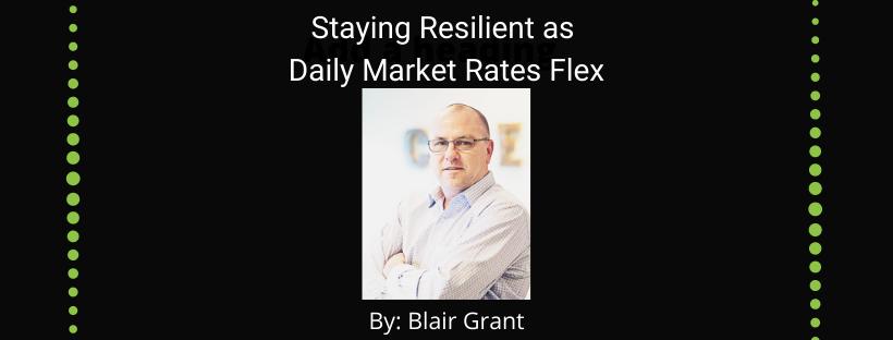 resilient blog header