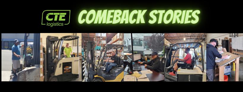Comeback Stories Blog Header